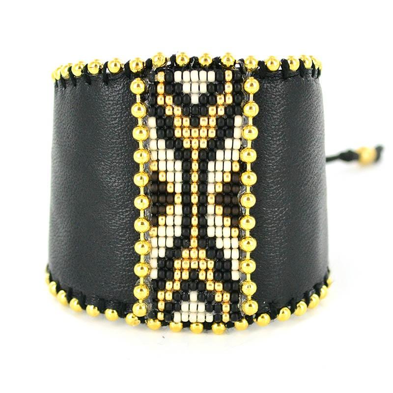 Bracelet en cuir tendance 2014