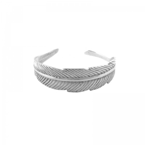 bracelet-plume-argent