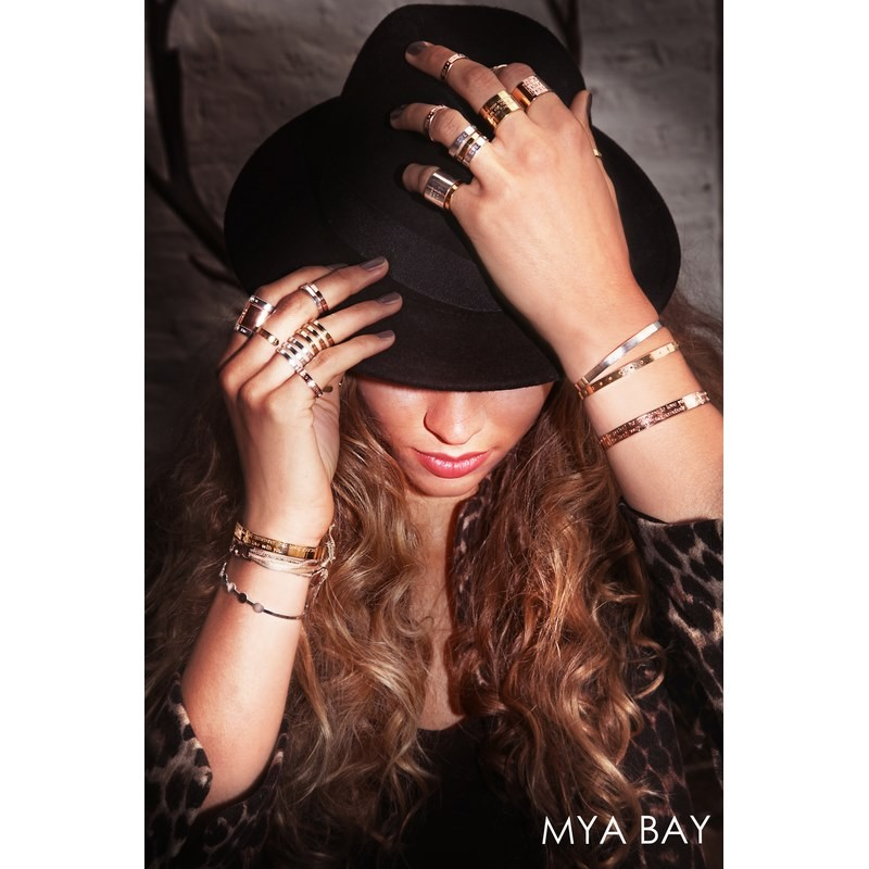 Collection Mya Bay bracelets et bagues
