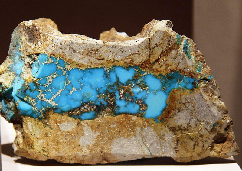 bijoux turquoise véritable