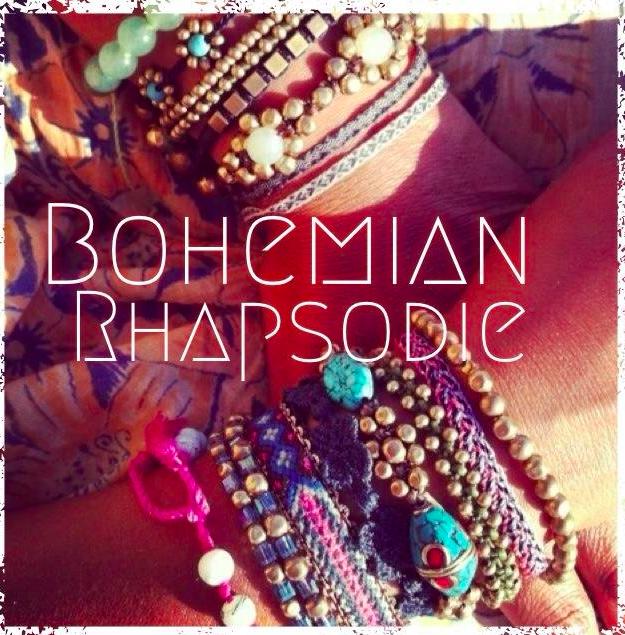 Préférence Bijoux Bohemian Rhapsodie - Bracelets Bohème | Blog ALLTHEMUST VH79